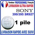 Pile 399/395-SR927SW AG7 1.55V SONY Pile bouton QUALITÉ PREMIUM  MADE IN JAPAN