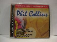 A Tribute To Phil Collins The Stars At Studio 99 Realizar CD Legacy Records