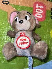 New listing Jerry mouse plush- From Tom And Jerry Cartoons Presents From Hamilton Gifts