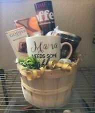 Large Coffee Gift Basket