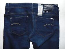 G-Star Raw ARC 3D Super Skinny Super Stretch W32 L32  Mens Blue Denim Jeans