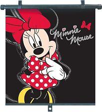 Tenda Tendina Parasole 46x3x56cm Disney Minnie Pannello Finestrino Rullo 1 pezzo