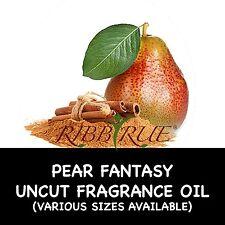 100% Pure Pear Fantasy Fragrance Oil 1oz