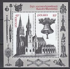 POLAND 2014 **MNH SC#  S/S 650th Anniversary of Consecration of Wawel Cathedral