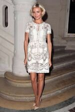 Designer Inspired  Lace Dress valentinoB.S.leavesara CELEBRITIES US8