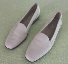 Feather Lite Bone Off White Color Brazil Leather SHOES Ladies Sz 11 Worn Once