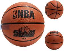 """Spalding Nba Slam Dunk Game Ball Outdoor Rubber Basketball (28.5"""")"""
