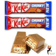Nestle KITKAT CHUNKY PEANUT Kit Kat Chunky Peanut 36 Bars (Full Box)