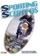 Sporting Scooters (New DVD) Scooter Fun and Nostalgia from the Archive Lambretta