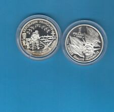 LA Liberté retrouvée  Coffret 1 Franc argent 1993 Cinquantenaire du débarquement
