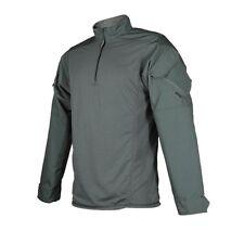 Tru-Spec 2584004 Men's OD Cotton Blend Urban Force 1/4 Zip Combat Shirt - M