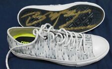 Pair Of Converse Shoes, `Style No: 154494C` Chuck Taylor 2 Low X Futura, White,