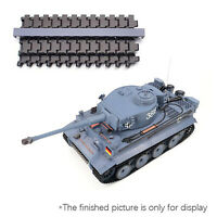 Frontpanzer aus Kunststoff für 1:16 Henglong German Tiger RC Tank Modell 3818-1