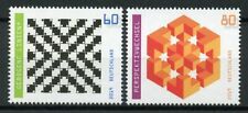 Germany Science Stamps 2019 MNH Optical Illusion Art Design 2v Set