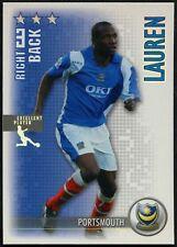 Lauren Portsmouth Shoot Out 2006-7 Magic Box Silver Football Card (C1289)