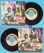 LP 45 7'' BEANO Candy baby Rock and roll 1974 italy DERAM DM 424  no cd mc dvd