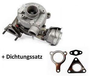 Turbolader Volkswagen Sharan I 1.9 TDI Motor: AFN Leistung: 81 Kw 028145702P