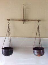 Ancienne balance décorative