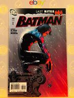 Batman #684 (9.2-9.4) NM Variant Cover (1940 Series) DC Comics Key Issue