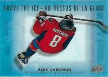 2015-16 Upper Deck Tim Hortons ABOVE THE ICE Alex Ovechkin AI-AO