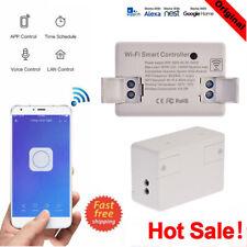 Mini Smart Home WiFi Wireless Switch Remote Control Home For Alexa/Google
