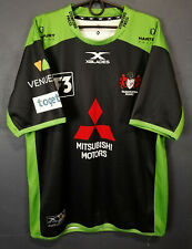 RARE MEN'S XBALDES GLOUCESTER RUGBY UNION SHIRT JERSEY CAMISETA SIZE XL / 2XL