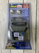 """Hitch Safe 2"""" Trailer Secure Concealed Key Storage Combination Box"""