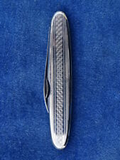 COUTEAU ANCIEN / Old knife - G.F. INOX - JOLI ! TOP+++ !
