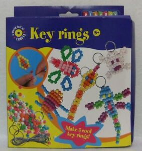 PBX2470537_D - Playbox - Craft Set - Key Rings (Beads)(Dam-Box)