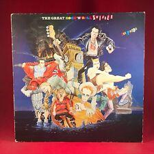 SEX PISTOLS The Great Rock 'n' Roll Swindle 1980 UK Vinyl LP EXCELLENT CONDIT