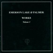 EMERSON LAKE & PALMER Works Volume 1 2017 remastered vinyl 2LP NEW/SEALED