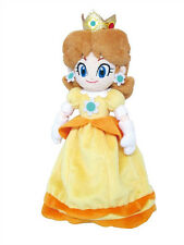"New Little Buddy Super Mario 1419 All Star Collection - Daisy 9.5"" Stuffed Plush"