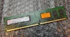 Memoria (RAM) de ordenador Hynix Velocidad del bus del sistema PC2-6400 (DDR2-800)