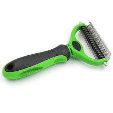 Pet Brush Comb Cat Dog Fur Hair Shedding Grooming Trimmer Dematting Steel Tool