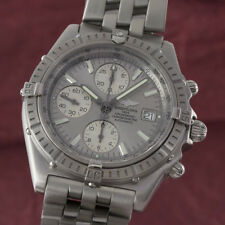 Breitling Chronomat Crosswind Chronograph Datum A13355 Stahl VP: 8390,- Euro