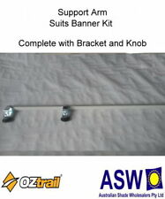 Oztrail Gazebo BANNER KIT SUPPORT ARM and BRACKET Spare Part SINGLE ARM