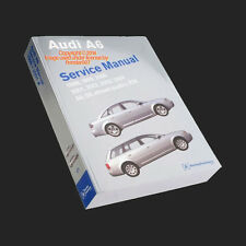 Bentley Diagram Book Repair Guide Service Manual for Audi a6 a6 Quattro rs6 s6