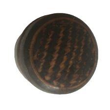 Ceramic Glazed Pot.  Salt Or Trinket