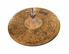 Soultone Cymbals CST-HHTB08-08 Custom Hi Hat Bottom Only