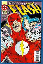 FLASH  # 85 - (2nd series) DC Comics 1993 (vf-)