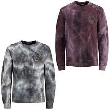 Jack & Jones Originals Mens Sweatshirt Faded Casual Sweater Jumper Joratomic