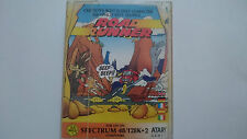 ROAD RUNNER EL CORRECAMINOS  SPECTRUM SINCLAIR 48K 128K ZX UK.MUY RARO