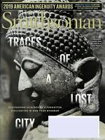 SMITHSONIAN MAGAZINE-DECEMBER  2019- TRACES OF A LOST CITY-WORN TORN MYANMAR