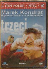 Trzeci (The Third) DVD NEW Polish Drama