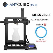 ANYCUBIC MEGA ZERO FDM 3D Drucker mit Baugröße 220x220x250mm Kräftiger Extruder