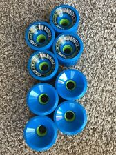 Landyachtz Mini Monster Hawgs 70mm 78a 8 Wheels Save $$, Brand New
