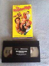 The Kingston High (2002) - VHS Video Tape - Comedy - Jeramie Gladman
