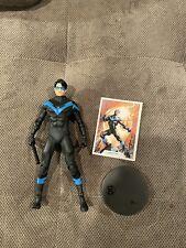 McFarlane Toys DC Multiverse Nightwing Better Than Batman Action Figure Blue