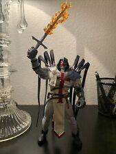 "DC MULTIVERSE 7"" Azrael White Templar (GOLD LABEL) McFarlane Toys Action Figure"