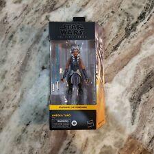 Star Wars Black Series Ahsoka Tano Clone Wars New NIB F0001
